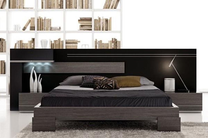 LAMINATED HDF BED