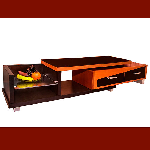 BARBIE TV STAND with black top