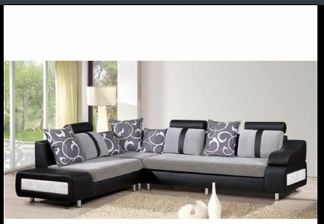 George sofa. Comtemporary 5 seater sofa.
