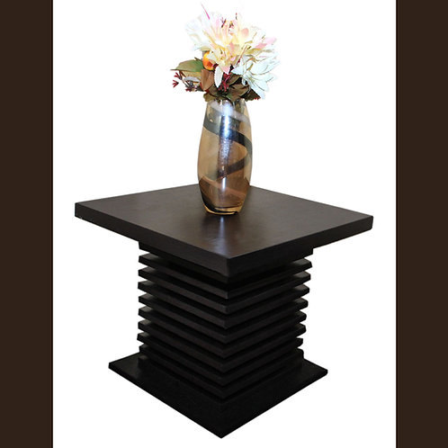 SLAT SIDE TABLE