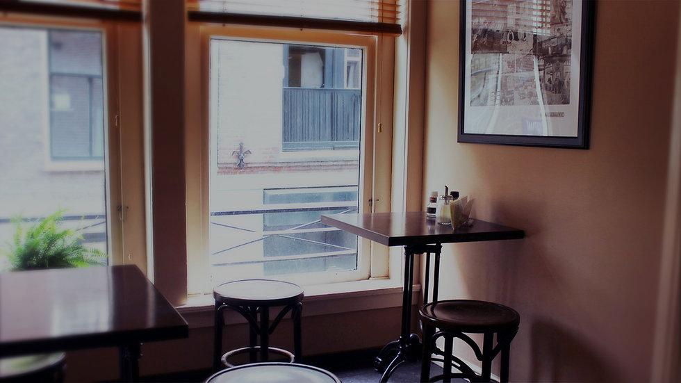 Кафе Интерьер