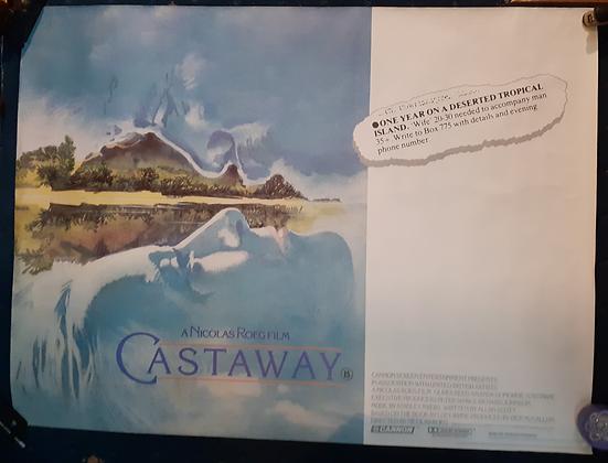 Castaway Film poster.