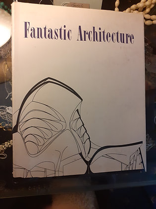 Fantastic Architecture by Conrads / Sperlich 1963 UK 1ST ED Translated