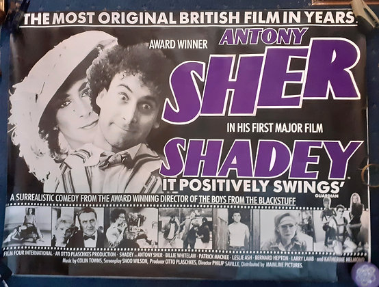 Shadey It Positively Swings Film poster