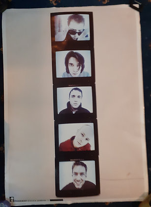 Radiohead Promo poster