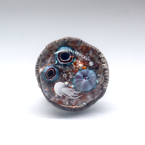 Кольцо «Подводный мир»