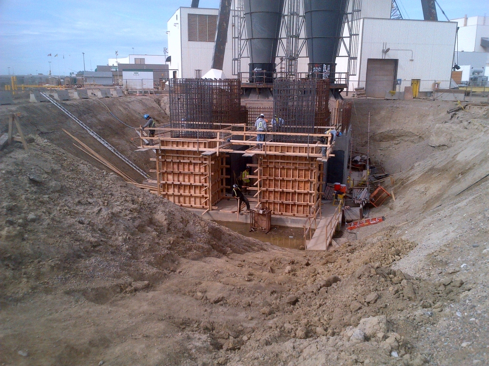 agrium vanscoy - mine exhaust upgrade 4