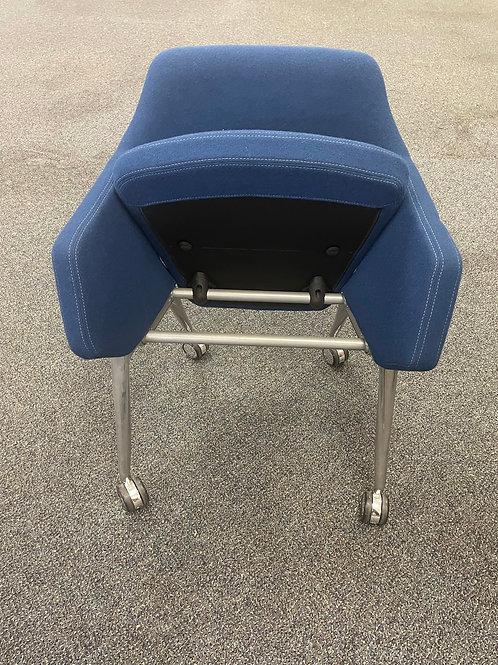 Arcadia - Flirt® Guest Nesting Chair - Blue