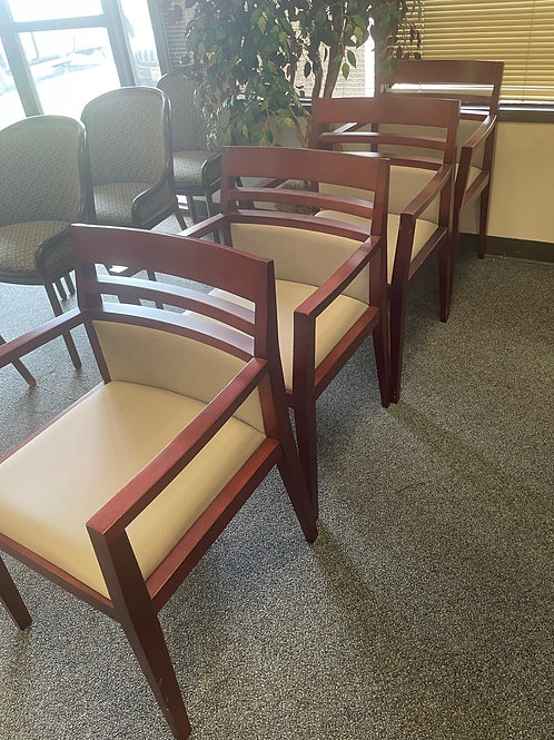 Set of Four Gunlocke Guest Chairs - STRETTO GK2603