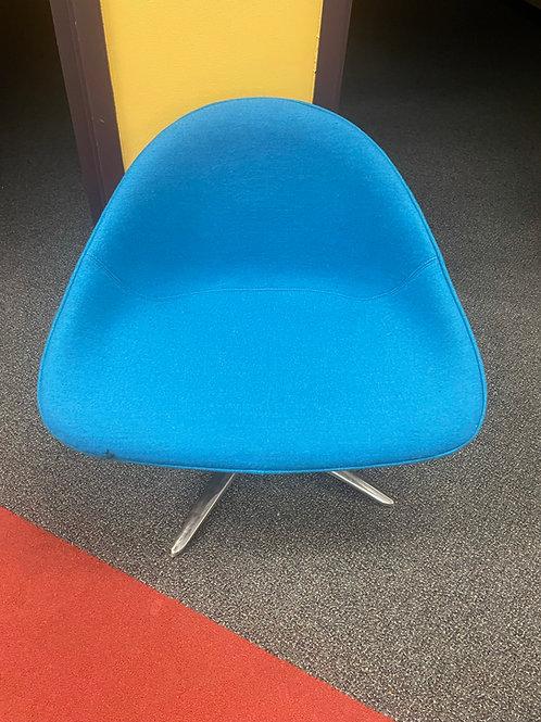 StyleWorks - Azure Paris Lounge Chair