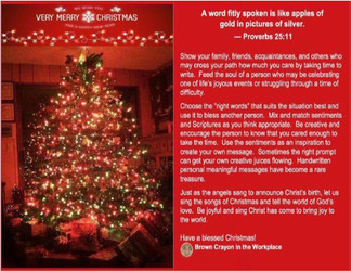 ❤ Merry Christmas