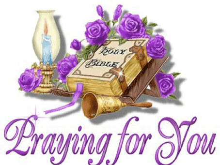 🙏 Praying For You