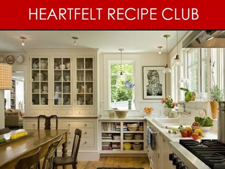 HEARTFELT RECIPE CLUB