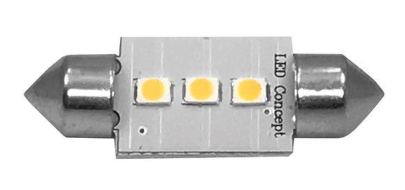 LED Glühbirne - SV8.5 / 3LED
