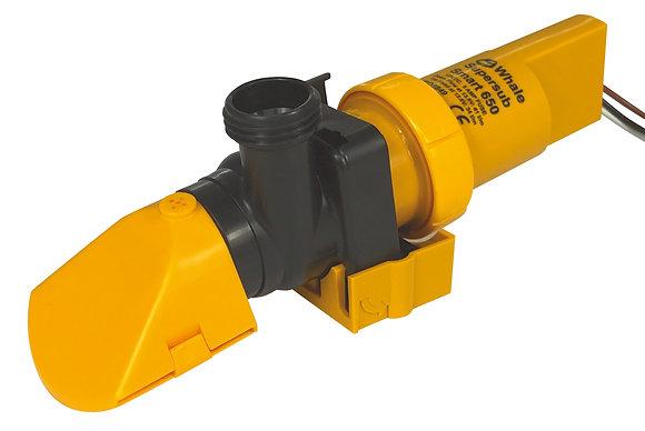 Bilgenpumpe 12V - 2200L / Std