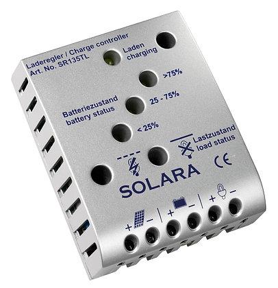 Laderegler für 1 Stromkreis, 12 / 24 V, max. Ladung 8 A