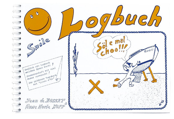 Logbuch Deutsch mit 80 Seiten