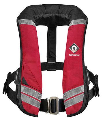 Schwimmweste Crewfit 180 N XD - automatisch, mit Sicherheitsgurt