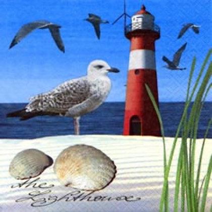 Servietten The Lighthouse