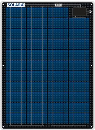Halbflexibles Marine - Solarmodul 220 Wh/d