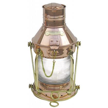 Ankerlampe Elektrisch aus Kupfer - 32cm