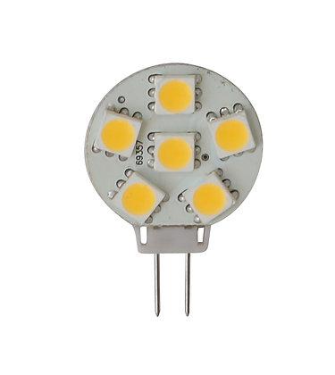 LED Glühbirne - G4 / 6LED