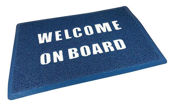 Fussmatte WELCOME ON BOARD