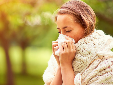 Natural ways to fight a cold or flu