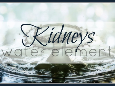 Winter is the season of our kidneys