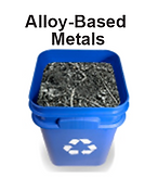 Wisdom recycles Alloy-Based Metals
