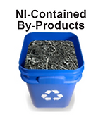 Wisdom recycles NI-Contained By Products