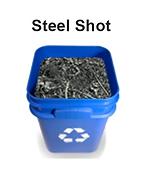 Wisdom recycles Steel Shot