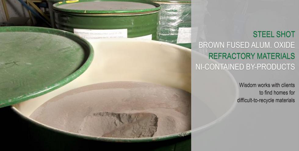 Wisdom Brown Fused Aluminum Oxide