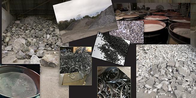 Wisdom recycles Steel Shot, Steel Shot Dust, Refractory, Alloy-based Metals