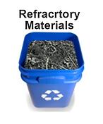 Wisdom recyles Refreactory Materials