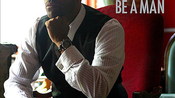 "Blake Carrington - ""Be A Man"" [Autographed Physical CD]"