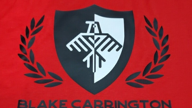 Blake Carrington Logo Tee