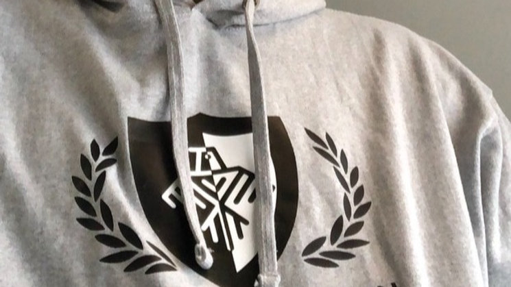 Blake Carrington Logo Hoodie
