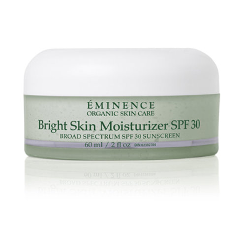Bright Skin Moisturizer SPF 30