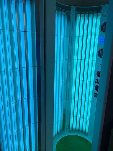 Tansun Sapphire Home Sunbed Hire