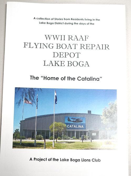 Flying Boat Repair Depot - Booklet