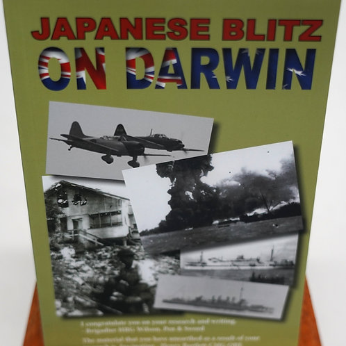 Japanese Blitz on Darwin (John Thompson-Gray)