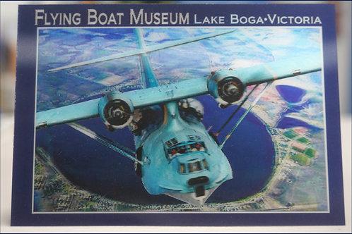 3D Postcard  - Flying Boat Museum