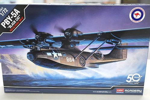 PBY-5A Black Cat 1/72 scale model