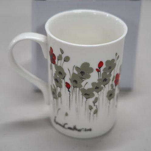 Ceramic Coffee Cup Design 2