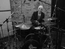 Recording at Earth Terminal Studios_