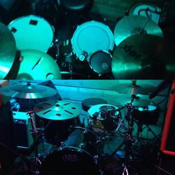 Drum Kit shot