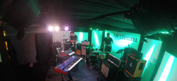 Soundcheck, The Louisianna, Bristol.