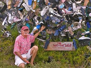 Rick at the WALL of LOST SOULS.jpg