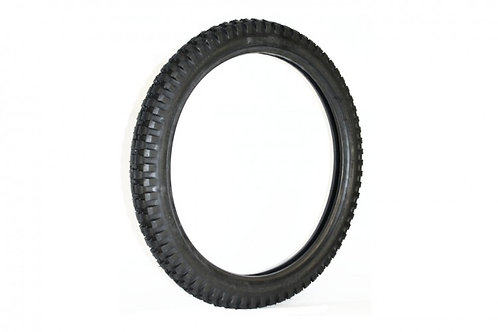 """24.0 Vee Rubber 19"""" Front Tyre. (& rear adult 24.0) TYR012221"""